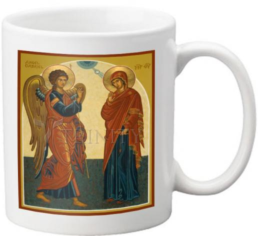 Coffee-Tea Mug - Annunciation by J. Cole