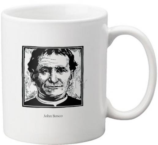 Coffee-Tea Mug - St. John Bosco by J. Lonneman