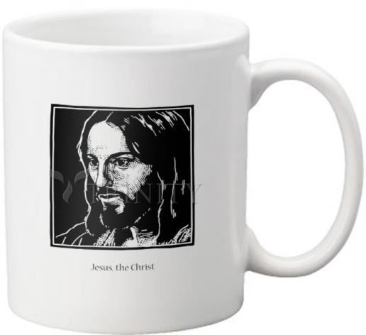 Coffee-Tea Mug - Jesus, the Christ by J. Lonneman