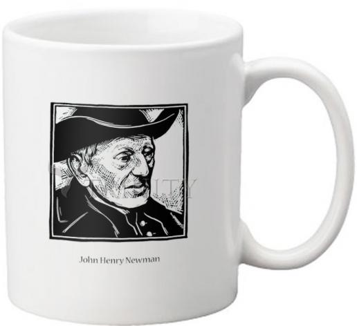Coffee-Tea Mug - St. John Henry Newman by J. Lonneman