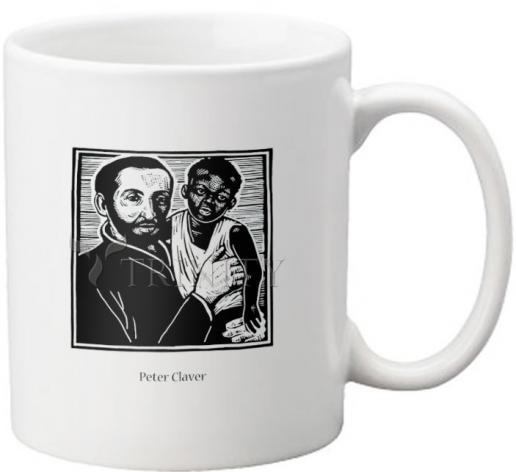 Coffee-Tea Mug - St. Peter Claver by J. Lonneman