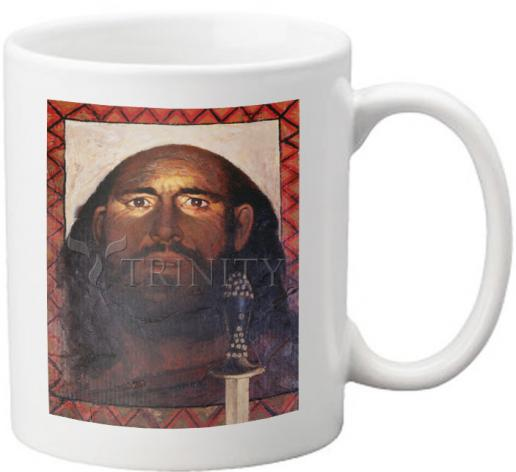 Coffee-Tea Mug - St. Paul by L. Glanzman