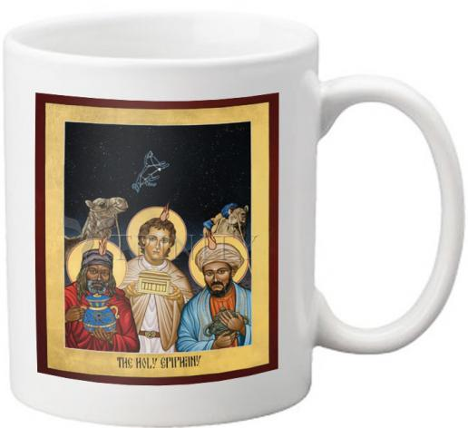 Coffee-Tea Mug - Holy Epiphany by L. Williams