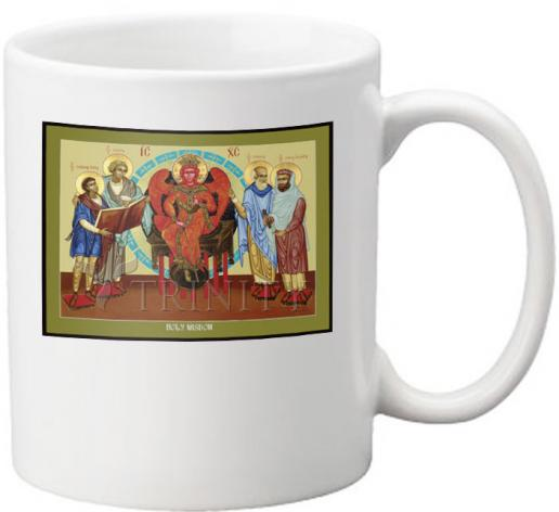 Coffee-Tea Mug - Holy Wisdom  by L. Williams