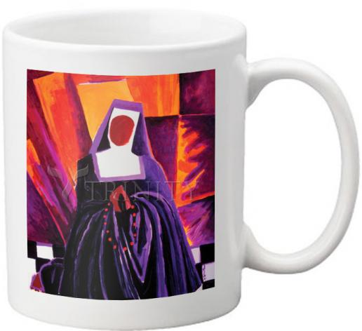 Coffee-Tea Mug - Sr. Thea Bowman: Give Me That Old Time Religion by M. McGrath