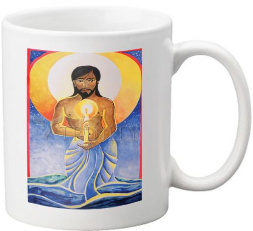 Coffee-Tea Mug - Jesus: Light of the World by M. McGrath