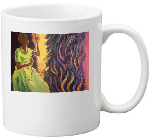 Coffee-Tea Mug - Sr. Thea Bowman: Precious Lord by M. McGrath