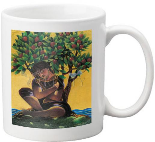 Coffee-Tea Mug - Son of David by M. McGrath