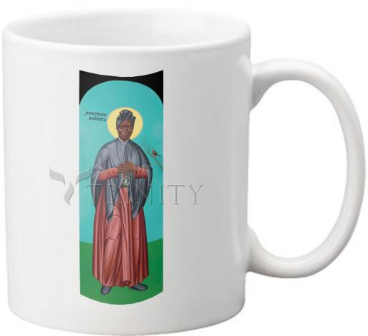Coffee-Tea Mug - St. Josephine Bakhita by R. Lentz