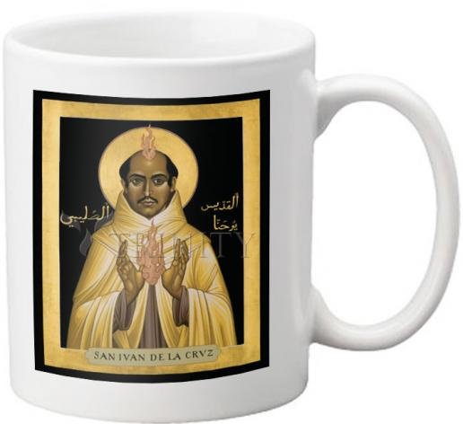 Coffee-Tea Mug - St. John of the Cross by R. Lentz