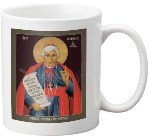 Coffee-Tea Mug - St. John Henry Newman by R. Lentz