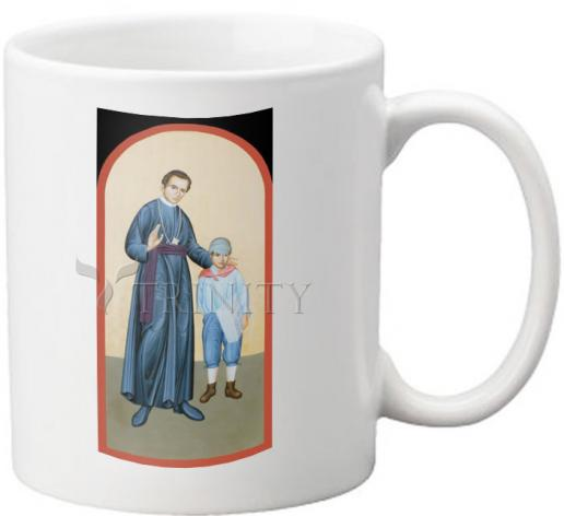 Coffee-Tea Mug - St. John Neumann by R. Lentz