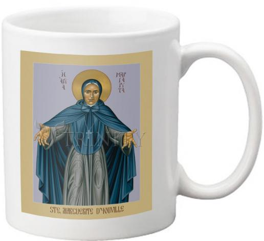 Coffee-Tea Mug - St. Marguerite d'Youville by R. Lentz