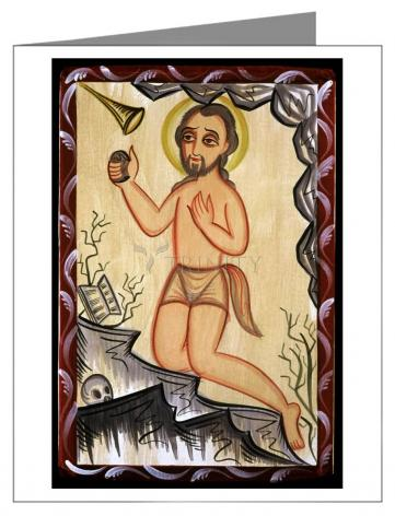 Note Card - St. Jerome by A. Olivas