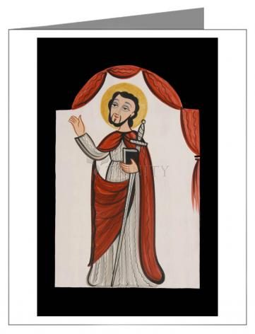 Note Card - St. Peter  by A. Olivas