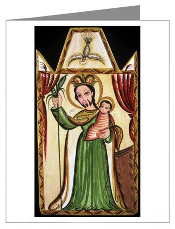 Note Card - St. Joseph by A. Olivas