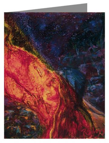 Note Card - St. Mary Magdalene by B. Gilroy