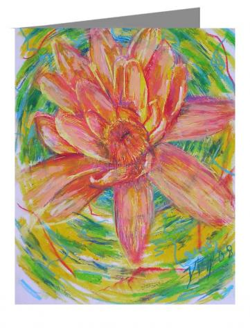 Note Card - Resurrecting Monet by B. Gilroy