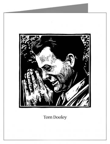 Note Card - Tom Dooley by J. Lonneman