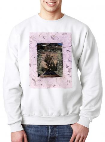 Sweatshirt - Burning Bush by B. Gilroy