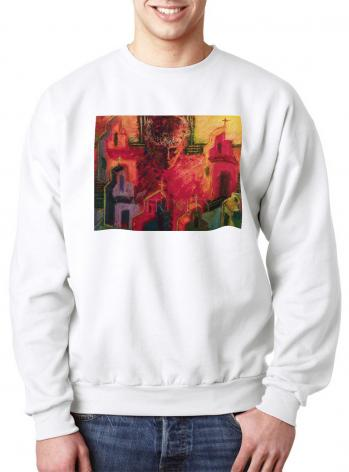 Sweatshirt - Divine Love by B. Gilroy