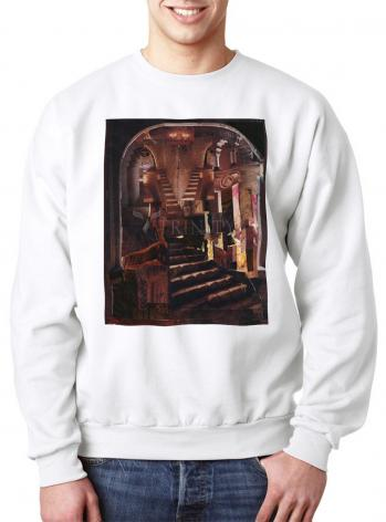 Sweatshirt - Split Staircase by B. Gilroy
