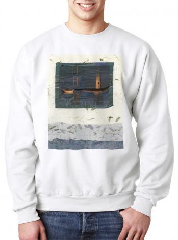 Sweatshirt - Water Reflections by B. Gilroy