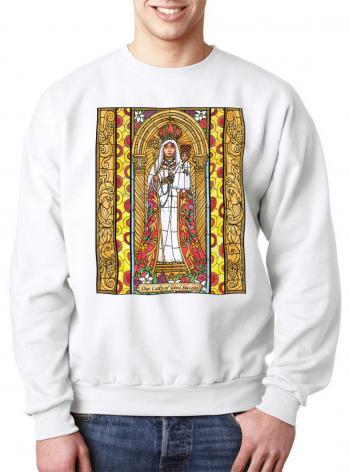 Sweatshirt - Our Lady of Good Success by B. Nippert