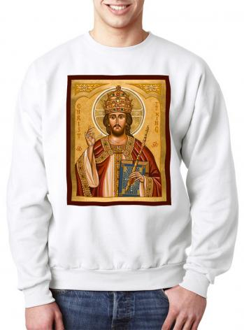 Sweatshirt - Christ the King by J. Cole
