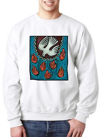 Sweatshirt - Gifts of the Spirit by J. Lonneman