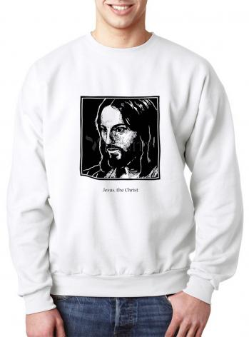 Sweatshirt - Jesus, the Christ by J. Lonneman