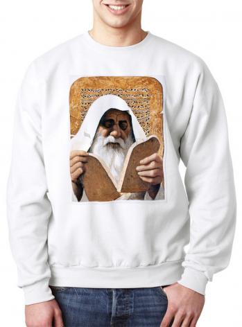 Sweatshirt - Moses by L. Glanzman