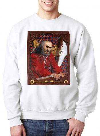 Sweatshirt - St. Peter by L. Glanzman
