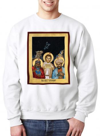 Sweatshirt - Holy Epiphany by L. Williams