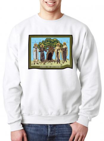 Sweatshirt - Patrons of the AIDS Pandemic by L. Williams