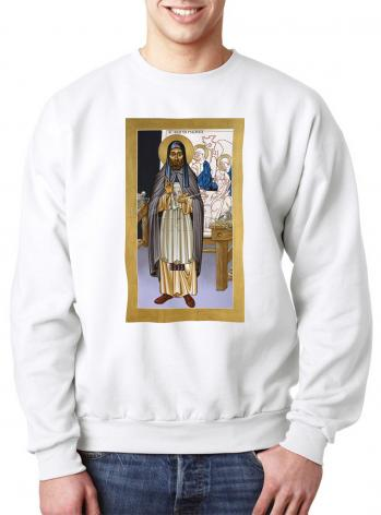 Sweatshirt - St. Andrei Rublev by L. Williams