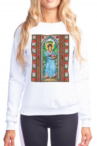 Sweatshirt - St. Dorothy by B. Nippert