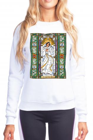 Sweatshirt - Assumption of Mary by B. Nippert