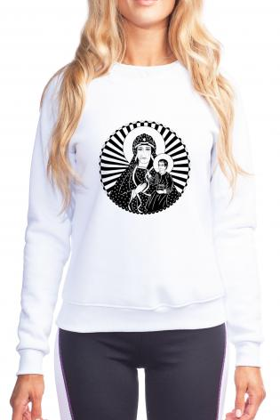 Sweatshirt - Mother of Poland by D. Paulos