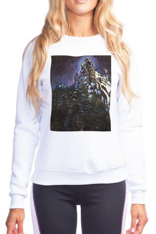 Sweatshirt - Our Lady of the Snows by L. Williams