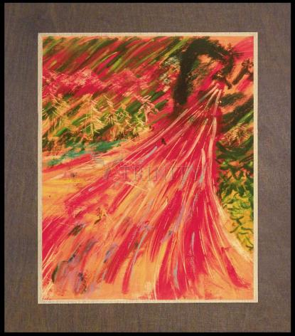Wood Plaque Premium - Breath Of Life by B. Gilroy