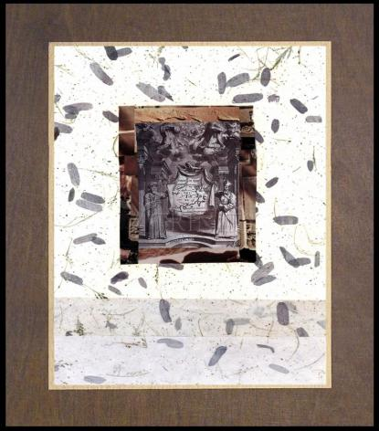 Wood Plaque Premium - Window on Timeless Travel by B. Gilroy