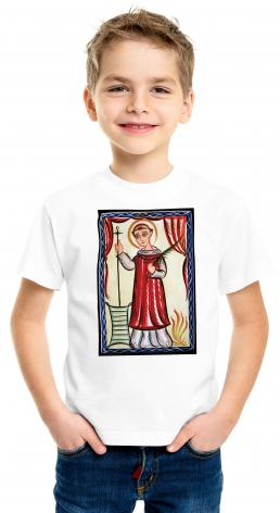 Youth T-shirt - St. Lawrence by A. Olivas