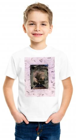 Youth T-shirt - Burning Bush by B. Gilroy