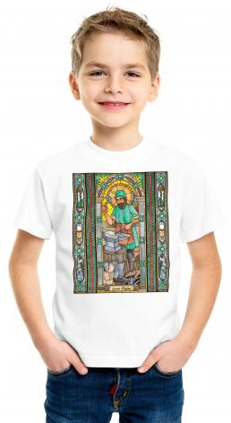 Youth T-shirt - Eligius by B. Nippert