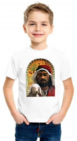Youth T-shirt - David by L. Glanzman