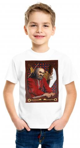 Youth T-shirt - St. Peter by L. Glanzman