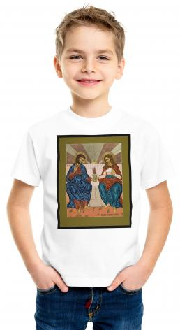 Youth T-shirt - Jesus and Mary Magdalene by L. Williams