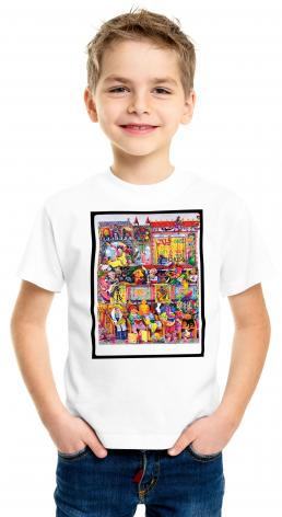 Youth T-shirt - All God's Critters Got a Place in the Choir by M. McGrath