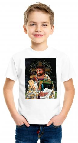 Youth T-shirt - Christ the Teacher by M. McGrath